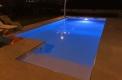 costruzione piscine HERON illuminazione rgb