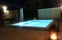 piscina illuminata costruzione piscine heron brescia 2