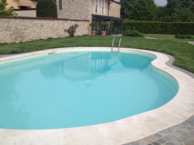 Piscine interrate galleria heron piscine - Costruzione piscine brescia ...