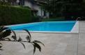posa piscina rivestimento azzurro