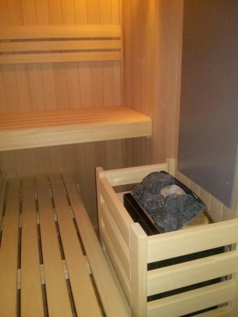 costruzione realizzazione saune