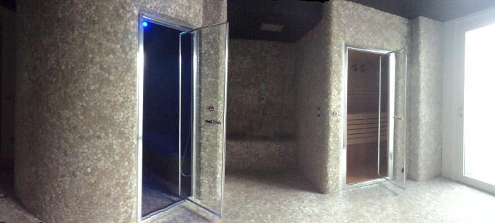 realizzazione saune e bagni turco
