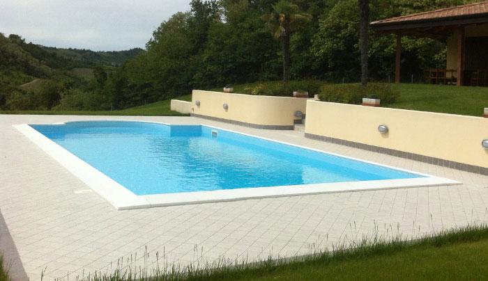 costruzione piscine a skimmer 4