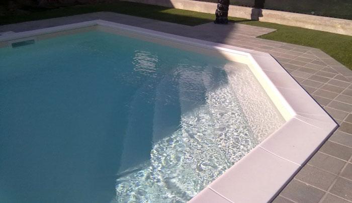 costruzione piscine a skimmer