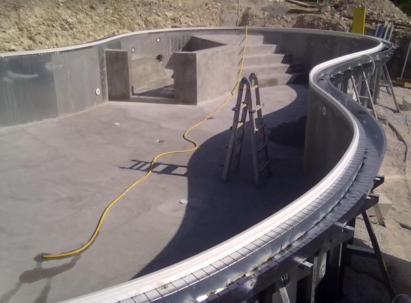costruzione piscine pannelli prefabbricati