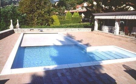 Coperture rigide piscine  Tapparelle  Heron Piscine