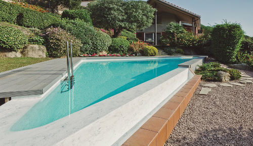 Piscine in pvc rivestimento piscina heron piscine for Piscine menin tarif