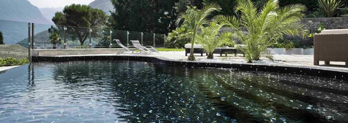 piscina in mosaico Trend