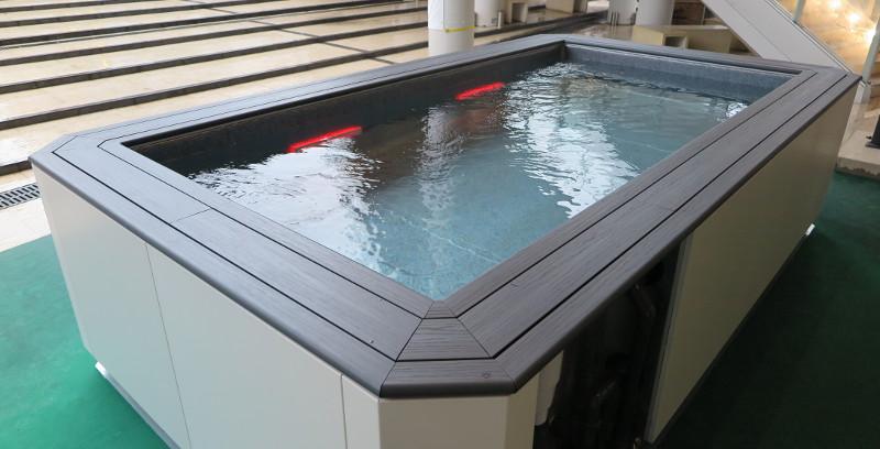 piscine fuori terra in acciaio heron piscine