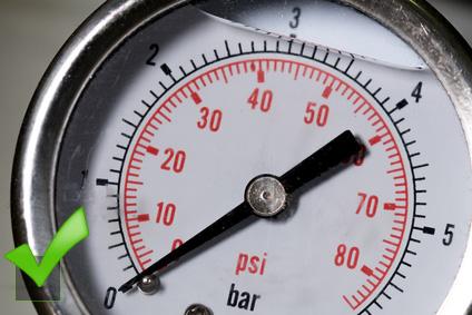 Messa in pressione Impianto Piscina